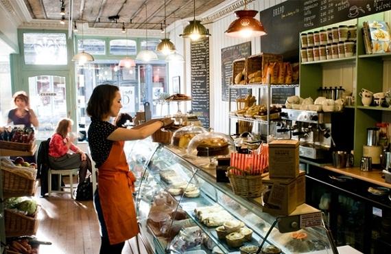 Cafe & Delis