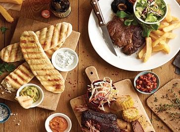 Hilden Manor Beefeater Restaurant