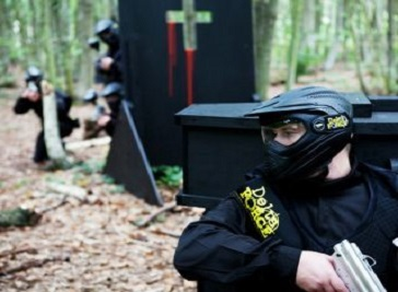 Delta Force Paintball Tunbridge Wells