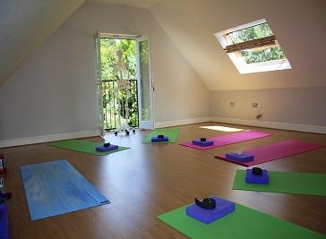 Yardley Yoga